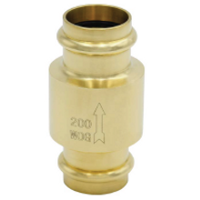 1/2 Forged Press in-Line Check Valve