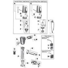 Selectronic Proximity Exposed Toilet Flush Valve