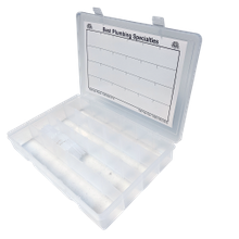 Adjustable Plastic Box - Medium