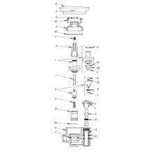 Thermostatic Shower Mixing Valve Echelon (72035-00) Parts lIst PS-770-1