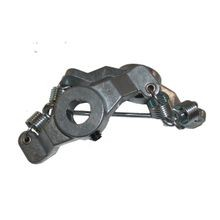 4 IN SPRING CAST IRON COUPLER
