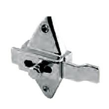 2-3/4 SLIDE LATCH W/OFFSET