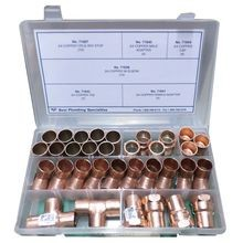 3/4 COPPER MINI FITTING ASSORTMENT