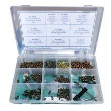 BIBB SCREW ASSORTMENT -BRONZE