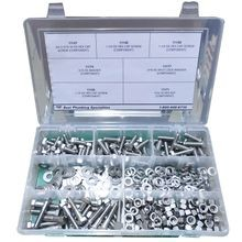 5/16 S/S HEX HEAD BOLT ASSORTMENT