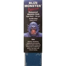 BLUE MONSTER OPEN MESH ABRASIVE
