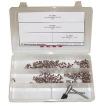 MONEL BIBB SCREW ASSORTMENT