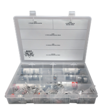 Laminar Flow Control Assortment