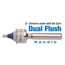 DUAL FLUSH HANDLE ASSY