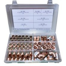 1/2 COPPER MINI FITTING ASSORTMENT