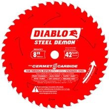 ## 8 IN CIRC SAW METAL BLADE 42T