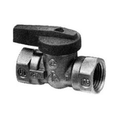 3/4 FIP GAS BALL VALVE W/RED