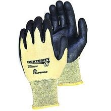 KEVLAR/NITRILE CUT-RESIST GLOVE - LARGE