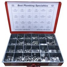 1/4 5/16 3/8 SS HEX HD BOLT ASSORTMENT