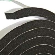 RUBBER FOAM WEATHERSEAL