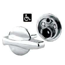 ## ADA CONCEALED LATCH KNOB SET