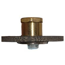 CURB DRAIN PLUNGER DISC 3 IN