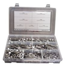 3/8 S/S HEX HEAD BOLT ASSORTMENT