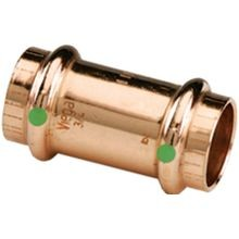 1/2 COPPER COUPLING W/STOP