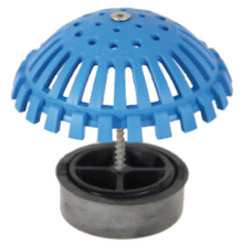 3 In Low Profile Locking Dome Strainer