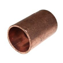 3/4 COPPER COUPLING W/O STOP