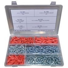 SCREW & ANCHOR ASSORTMENT