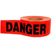 BARRICADE TAPE 3 IN X 1000 FT