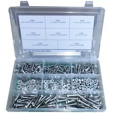 1/4 S/S HEX HEAD BOLT ASSORTMENT