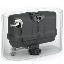 FLUSHMATE VESSEL 2 PC TOILETS