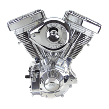 V124C 50-State Emissions Compliant Engine - Polished