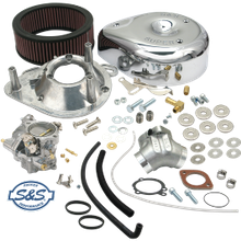 Super G Carburetor Kit for 1986-'90 HD<sup>®</sup> Sportster<sup>®</sup> Models