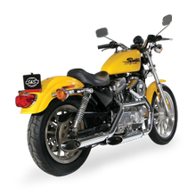 Slash-Cut Muffler Kit for 1986-'03 HD<sup>®</sup> Sportster<sup>®</sup> Models - Chrome