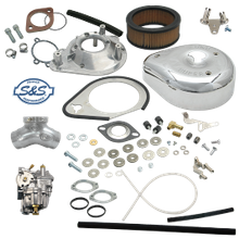 TÜV Approved Super E Carburetor Kit for 1984-'92 Big Twin Models (except HD<sup>®</sup> FXR Models)