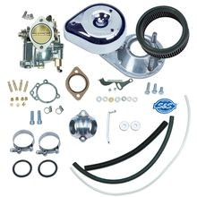Super E Carburetor Kit for 1966-'78 Big Twin Models, Standard Tanks