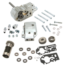 High Volume High Pressure Oil Pump Kit With Gears For 1992-'99 HD<sup>®</sup> Big Twins - Standard