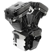 T143 Black Edition Long Block Engine for 2006-'17 HD® Dyna® Models