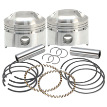 "3-1/2"" +.020"", 80"" LC Forged Pistons for 1978-'84 HD<sup>®</sup> OHV Engines"