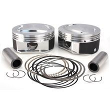 High Compression Pistons for 2007-'17 HD<sup>®</sup> CVO<sup>®</sup> 110 Engines (except '17 touring models) - Std