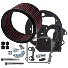 S&S<sup>®</sup> Air Cleaner Kit without cover for 2014-'16  Indian<sup>®</sup> Touring Models With Thunderstroke 111 engines