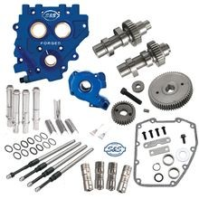 Gear Drive Cam Chest Kit for 2007-'16 HD<sup>®</sup> Big Twin and '06 Dyna<sup>®</sup> - 510G