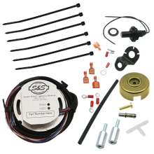 "Super Stock<sup>®</sup> Ignition Kit for Shovel Head 93H"", Pan Head 93H"", and Pan Head 74"" 1966-'84"
