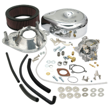 Super E Carburetor Kit for 1984-'92 Big Twin and 1986-'90 HD<sup>®</sup> Sportster<sup>®</sup> Models