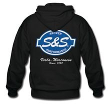 S&S<sup>®</sup> Logo Ladies Hooded Sweat-Shirt