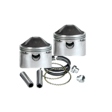 "Stroker Pistons for 1972-'85 HD<sup>®</sup> Sportster<sup>®</sup> Models - 3-3/16"" +.010"