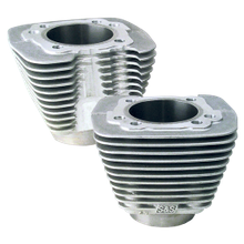 "3-1/2"" Bore Cylinder Set for 1200cc 1986-'16 Xl & 1994-'02 Buell<sup>®</sup> models - Natural"