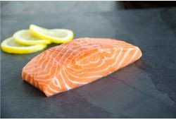 Ginger Cilantro Faroe Islands Salmon