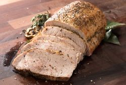 Boneless Pork Loin Roast