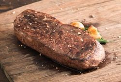 Classic Sirloin Steak w/ Rastelli Signature Seasoning Packet