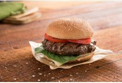 USDA Certified Organic Beef Craft Burger