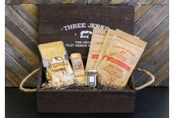 The Beale Street BBQ Jerky Crate